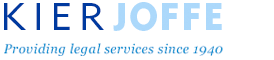 Kier Joffe - Attorneys at Law - Logo